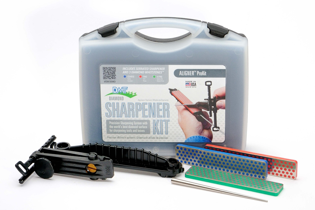 DMT A-PROKIT Aligner Prokit Diamond Sharpener Diamond Machine Technology DMT