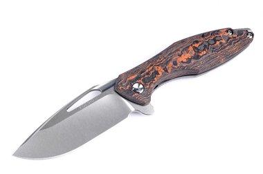 Koenig Knives Arius Marble Copper Dust CF Sprint run