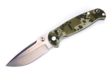 Real Steel H6 Blue Sheep Camo Bright
