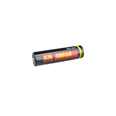 MecArmy rechargeable 18650 / 2600mAh Li-ion battery