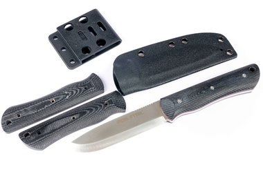 Bushcraft Individual Black/White
