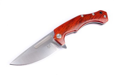 Fox Knives Desert Fox Cocobolo