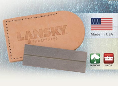 Lansky Diamond Pocket Sharpener
