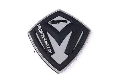 Medford Shield patch grey