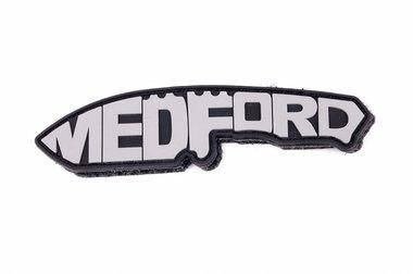 Medford Knife patch grey