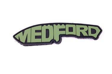 Medford Knife patch OD green
