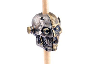 Custom Knife Factory Merzost Techno Vampire bead
