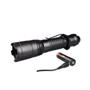 MecArmy SPX18 tactical flashlight with USB rechargeable 18650 Li-ion battery