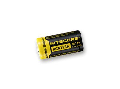 Nitecore 16340 / RCR123A