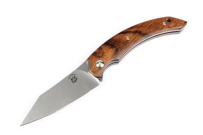 Fox Knives Bastinelli Slim Dragotac Ziricote