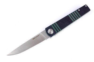 Real Steel Knives Ippon Dark Green 7240