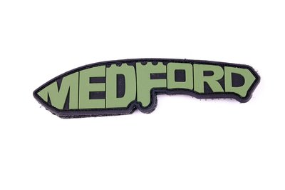 Medford Knife patch OD green