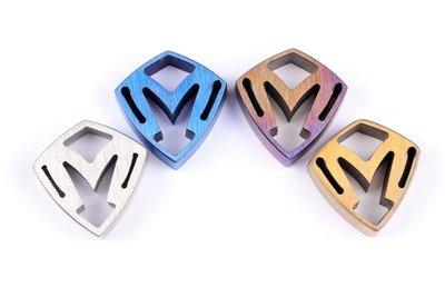 Medford Titanium Charms