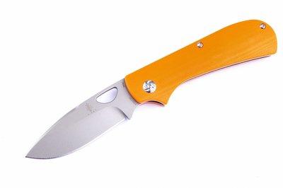 Kizer Vanguard ZipSlip Orange V3507N2